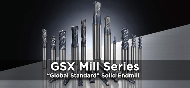 GSX Mill series - Sumitomo - Cutting Tools for the Metalworking